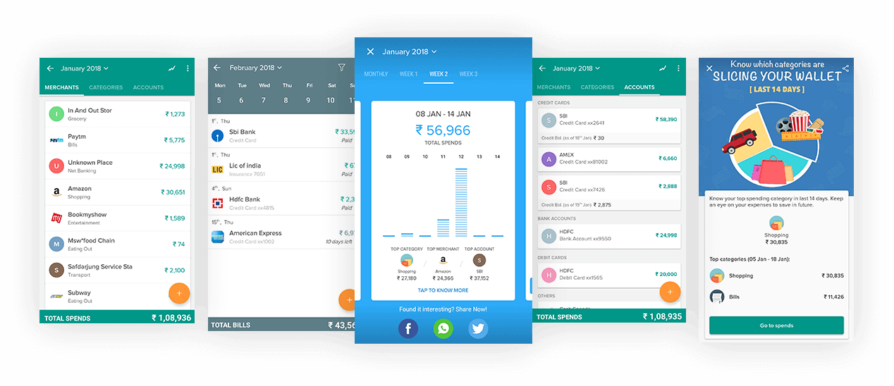 ETMONEY: Money Management | Android app for Money Manager